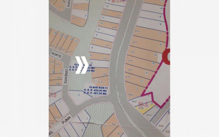 Foto de terreno habitacional en venta en circuito lince oriente, ciudad bugambilia, zapopan, jalisco, 2030686 no 01