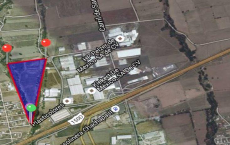 Foto de terreno habitacional en venta en circuito norte, san felipe chachapa, amozoc , puebla 1001, chachapa, amozoc, puebla, 1712568 no 02