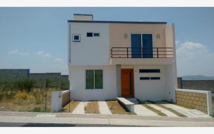 Foto de casa en venta en circuito peñas ., juriquilla, querétaro, querétaro, 1944054 No. 01