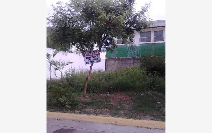 Foto de terreno habitacional en venta en circuito principal 10, olinalá princess, acapulco de juárez, guerrero, 397662 No. 01