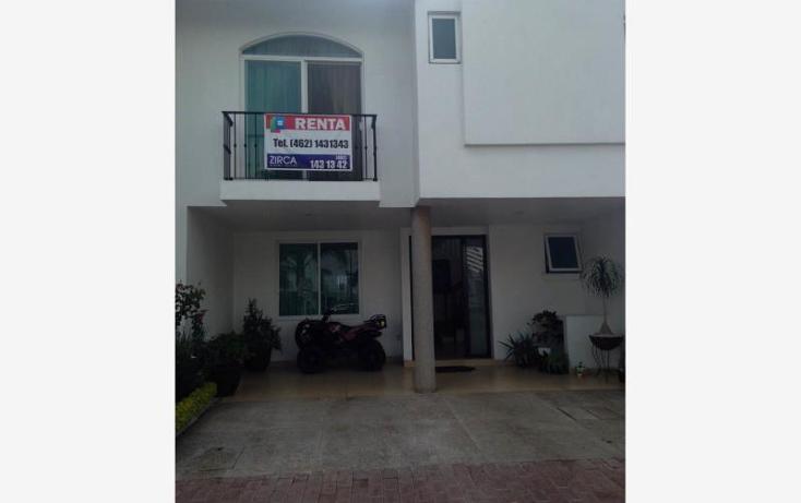Foto de casa en renta en circuito real nonumber, quinta real, irapuato, guanajuato, 1075167 No. 01