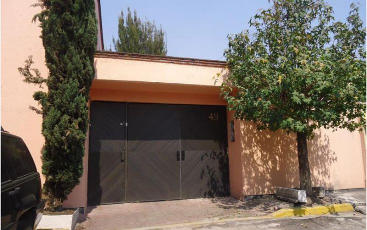 Foto de casa en venta en circuito tesoreros 1, cantera puente de piedra, tlalpan, df, 1478909 no 02
