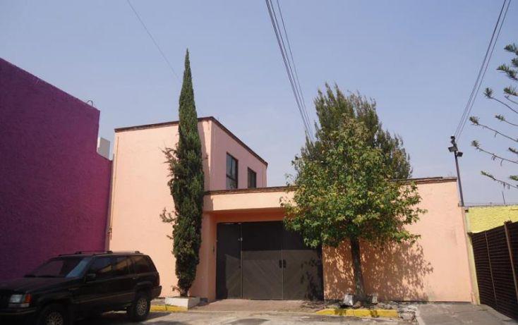 Foto de casa en venta en circuito tesoreros 1, cantera puente de piedra, tlalpan, df, 1478909 no 04