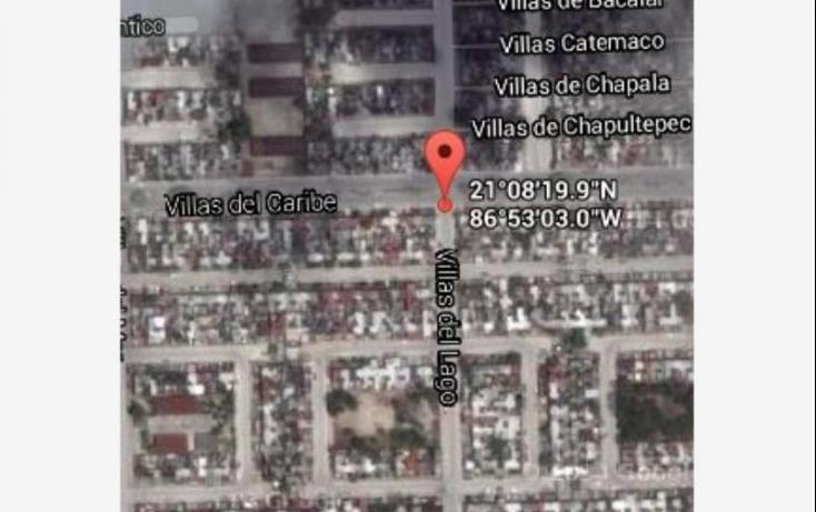 Foto de casa en venta en circuito vial hacienda de valparaíso 1697b, región 520, benito juárez, quintana roo, 582086 no 01