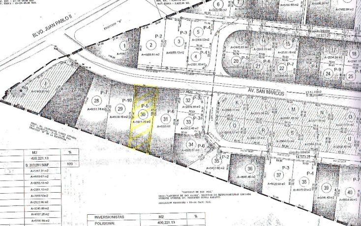 Foto de terreno comercial en venta en, circunvalación poniente, aguascalientes, aguascalientes, 1057771 no 01