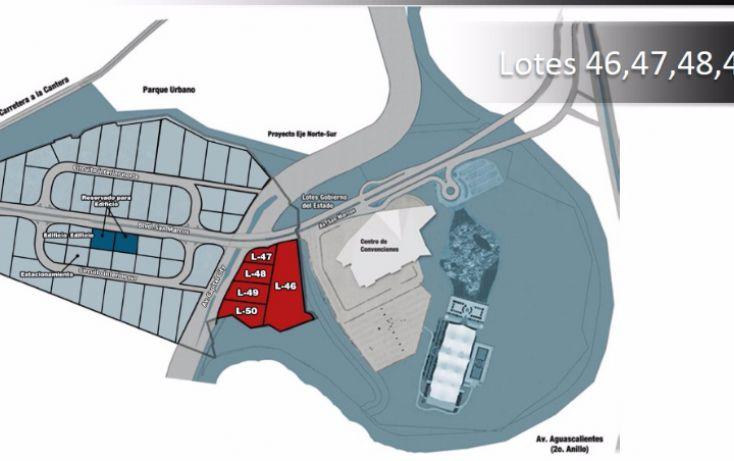 Foto de terreno comercial en venta en, circunvalación poniente, aguascalientes, aguascalientes, 1812078 no 01