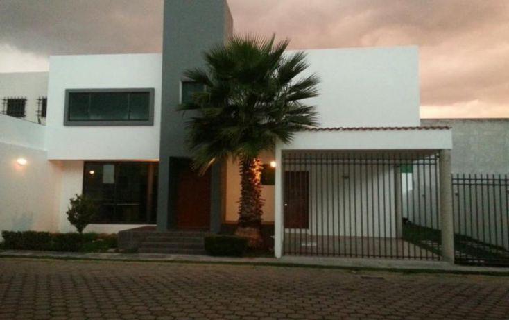 Foto de casa en renta en ciruelos 12, exhacienda cortijo de san martinito, san andrés cholula, puebla, 1563680 no 01