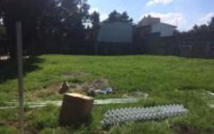 Foto de terreno habitacional en venta en ciruelos, la virgen, metepec, estado de méxico, 1483663 no 02