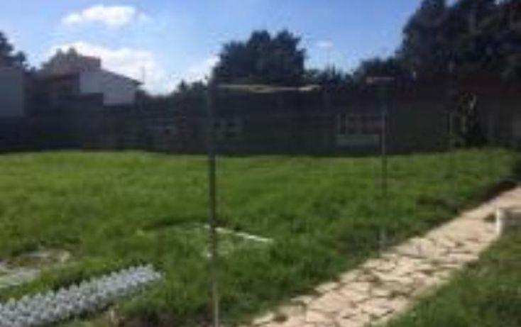 Foto de terreno habitacional en venta en ciruelos, la virgen, metepec, estado de méxico, 1483663 no 03