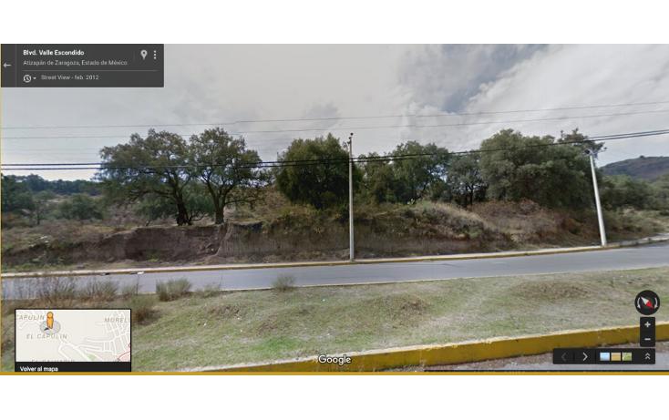 Foto de terreno comercial en venta en  , ciudad adolfo lópez mateos, atizapán de zaragoza, méxico, 1317973 No. 01
