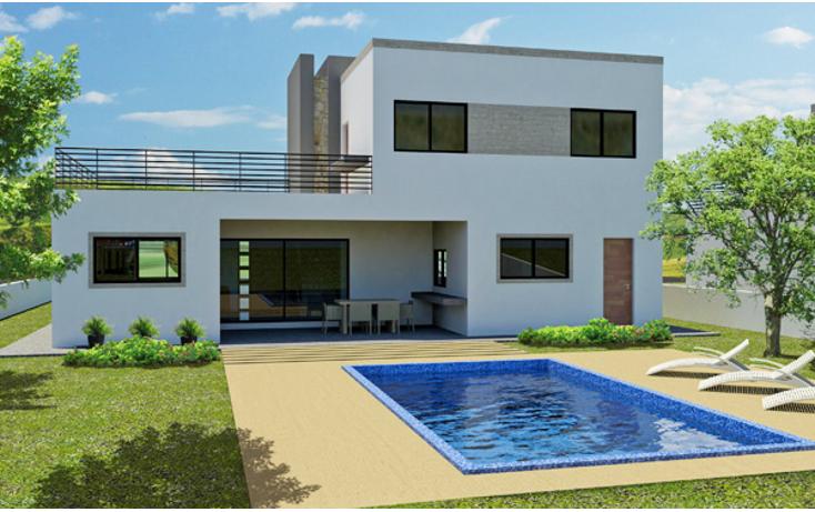 Foto de casa en venta en  , ciudad allende, allende, nuevo león, 1065089 No. 01