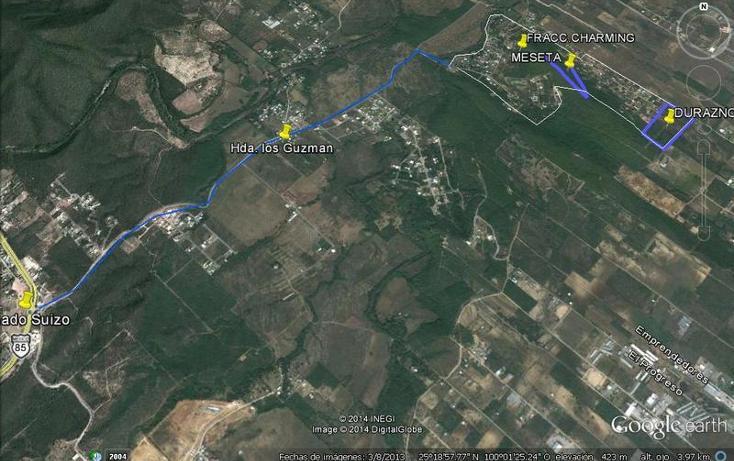 Foto de terreno habitacional en venta en carretera los sabinos-la paz , ciudad allende, allende, nuevo león, 2724511 No. 07