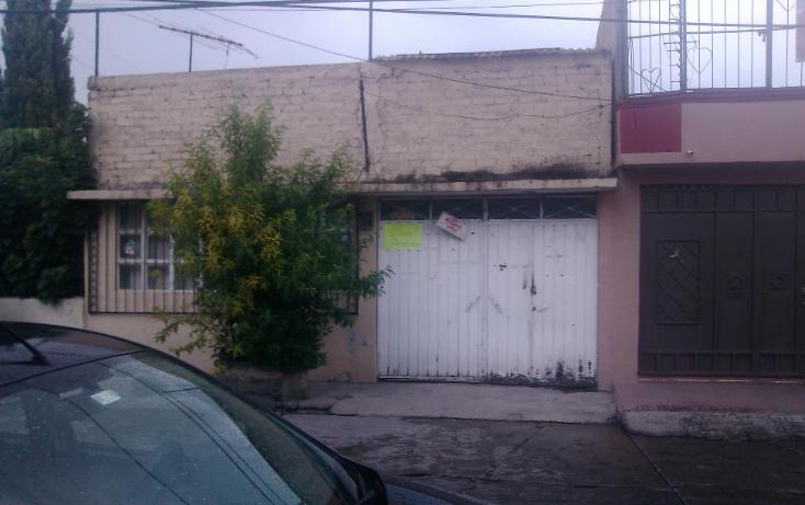 Foto de casa en venta en  , ciudad azteca sección oriente, ecatepec de morelos, méxico, 1132127 No. 01