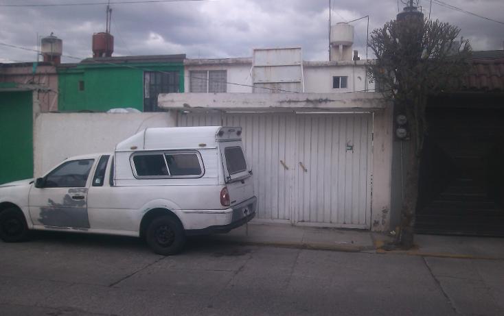 Foto de casa en venta en  , ciudad azteca sección oriente, ecatepec de morelos, méxico, 1291965 No. 01