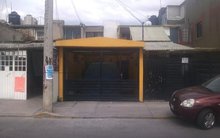 Foto de casa en venta en  , ciudad azteca secci?n oriente, ecatepec de morelos, m?xico, 1296429 No. 01