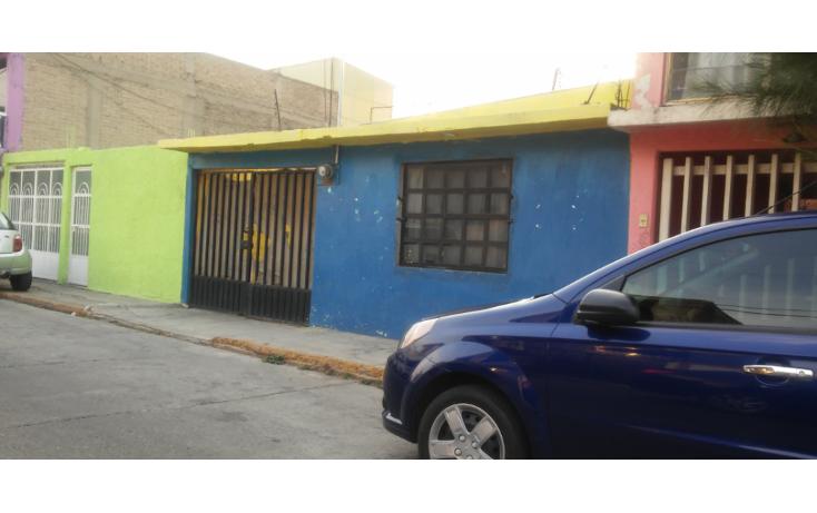 Foto de casa en venta en  , ciudad azteca secci?n oriente, ecatepec de morelos, m?xico, 1748500 No. 01