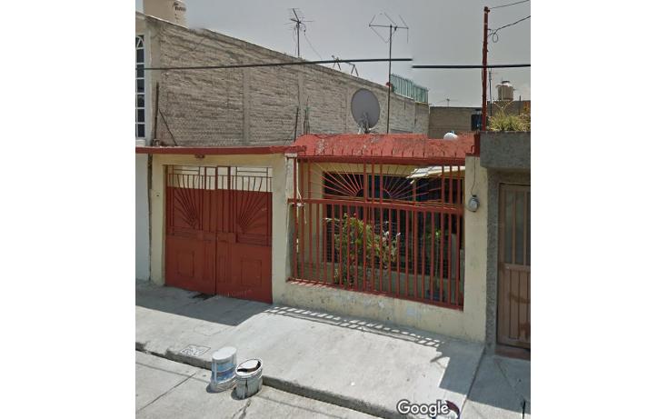 Foto de casa en venta en  , ciudad azteca secci?n oriente, ecatepec de morelos, m?xico, 1748870 No. 01