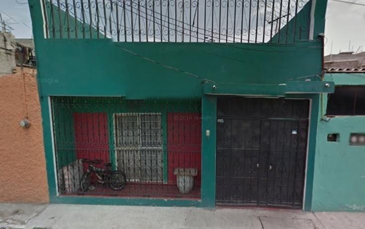 Foto de casa en venta en  , ciudad azteca sección poniente, ecatepec de morelos, méxico, 1626227 No. 01