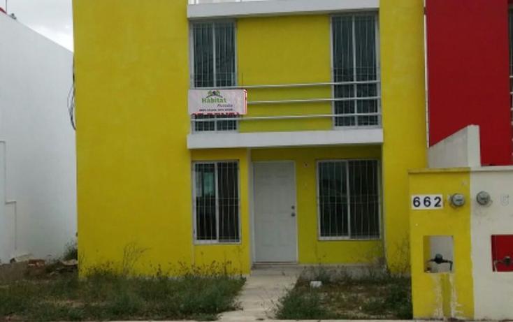 Foto de casa en venta en  , ciudad caucel, mérida, yucatán, 1694178 No. 01
