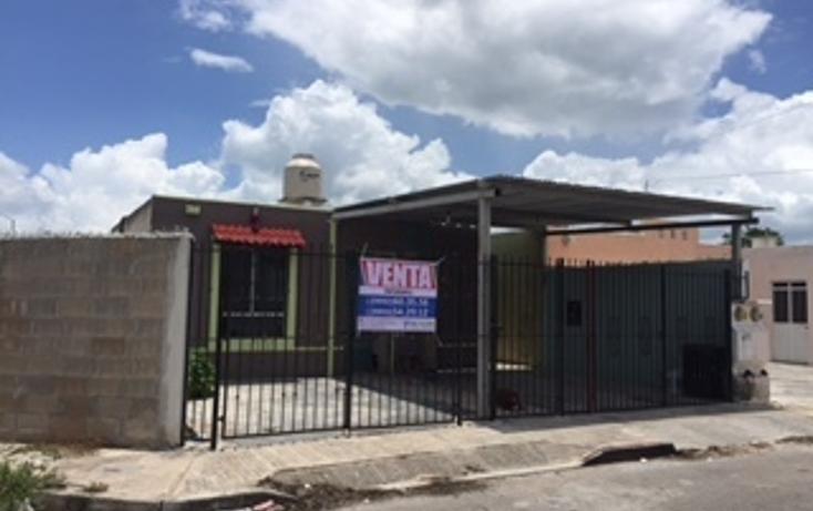 Foto de casa en venta en  , ciudad caucel, mérida, yucatán, 1965143 No. 01
