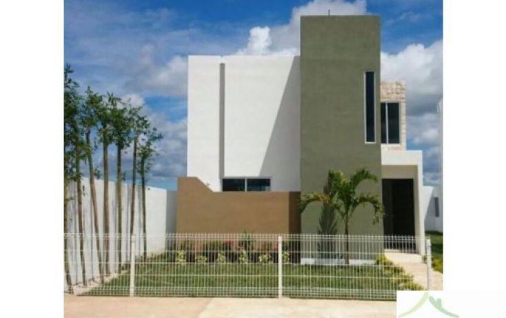 Foto de casa en venta en, ciudad caucel, mérida, yucatán, 1969344 no 01