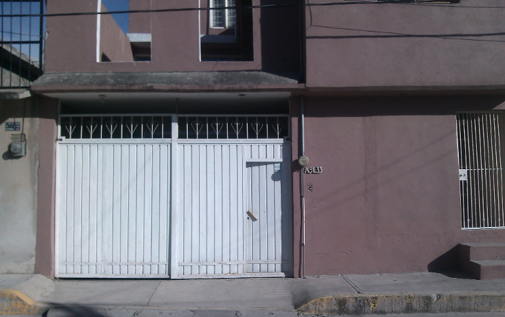 Foto de casa en venta en  , ciudad cuauhtémoc sección embajada, ecatepec de morelos, méxico, 1196827 No. 01