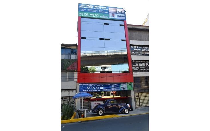 Foto de oficina en venta en  , ciudad de los deportes, benito juárez, distrito federal, 1835302 No. 01