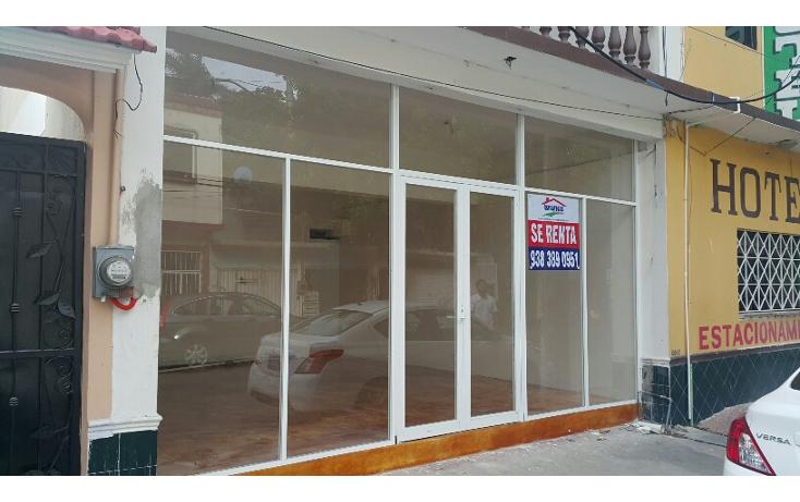 Foto de oficina en renta en  , ciudad del carmen centro, carmen, campeche, 1264077 No. 01