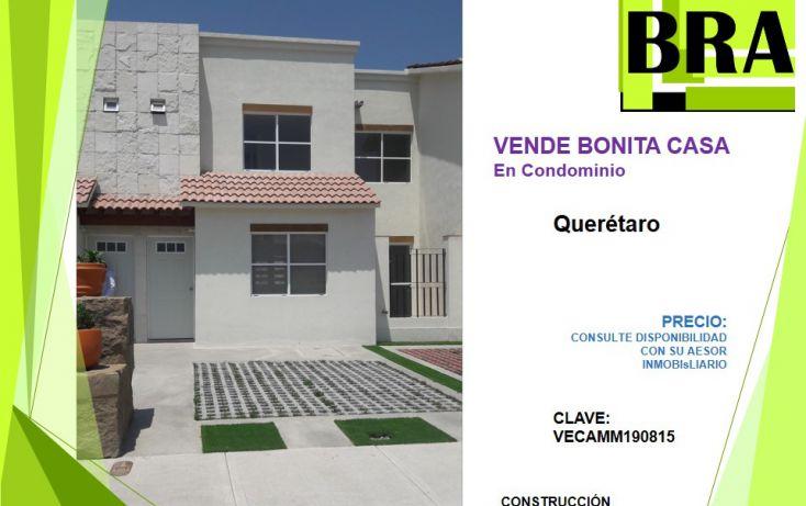 Foto de casa en venta en, ciudad del sol, querétaro, querétaro, 1860888 no 01