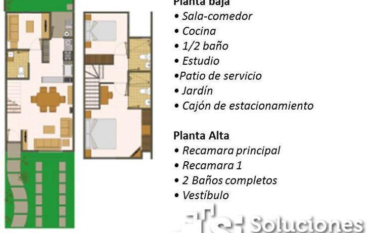 Foto de casa en venta en  , ciudad del sol, querétaro, querétaro, 519104 No. 02