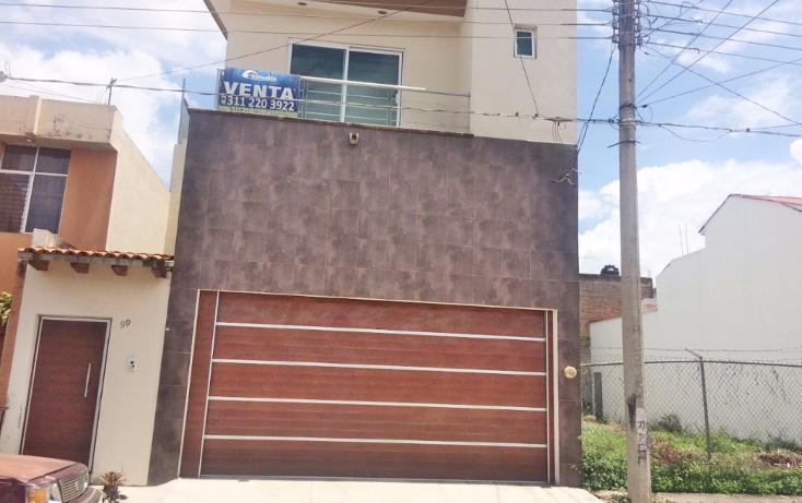Foto de casa en venta en  , ciudad del valle, tepic, nayarit, 1039957 No. 01