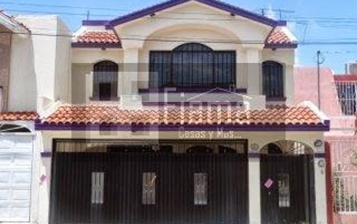 Foto de casa en venta en  , ciudad del valle, tepic, nayarit, 1040049 No. 01