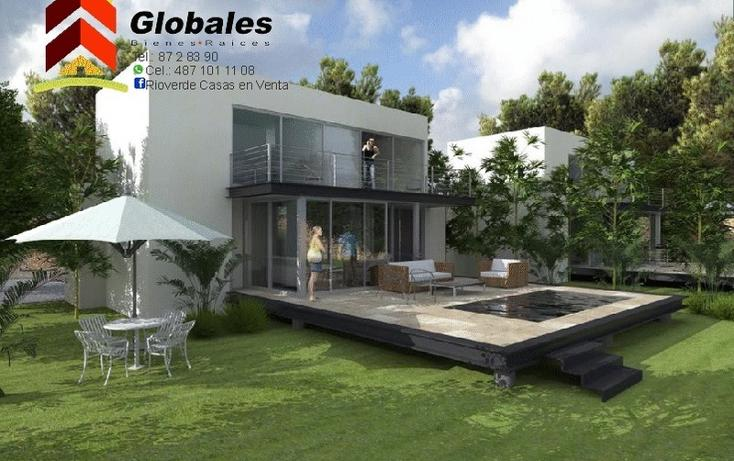 Foto de casa en venta en  , ciudad fernández, ciudad fernández, san luis potosí, 1177121 No. 01
