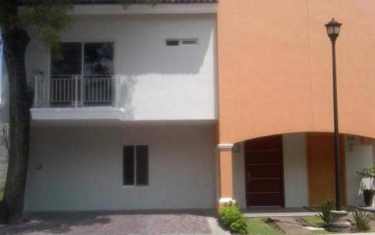 Foto de casa en condominio en renta en  , ciudad granja, zapopan, jalisco, 1129385 No. 01