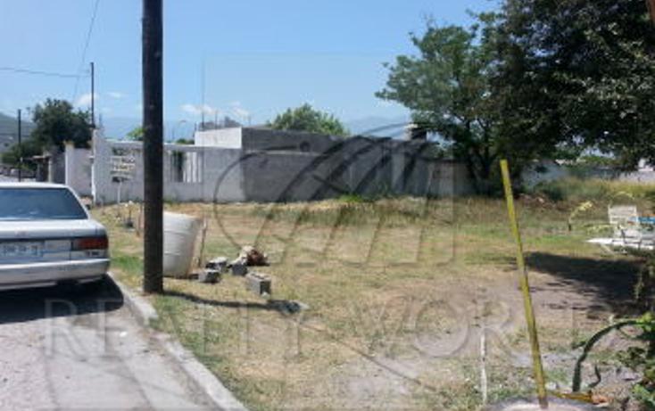 Foto de terreno habitacional en venta en  , ciudad guadalupe centro, guadalupe, nuevo le?n, 1133987 No. 01