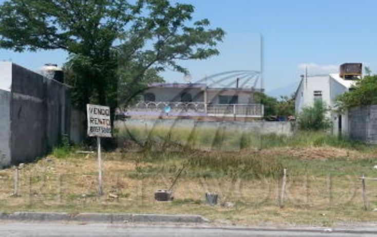 Foto de terreno habitacional en venta en  , ciudad guadalupe centro, guadalupe, nuevo le?n, 1133987 No. 02