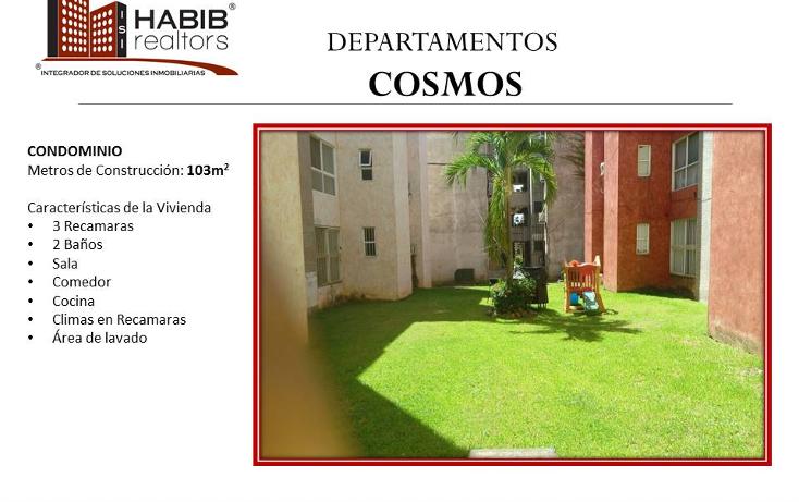 Foto de departamento en venta en  , ciudad induistrial 2da etapa, centro, tabasco, 1423563 No. 01