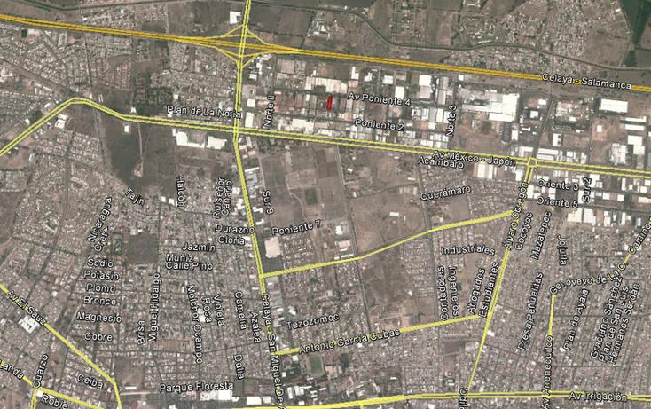 Foto de terreno habitacional en venta en  , ciudad industrial, celaya, guanajuato, 448296 No. 01