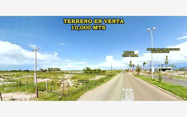 Foto de terreno comercial en venta en  , ciudad industrial, durango, durango, 973535 No. 01