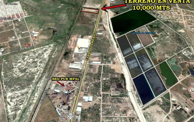 Foto de terreno comercial en venta en  , ciudad industrial, durango, durango, 973535 No. 08