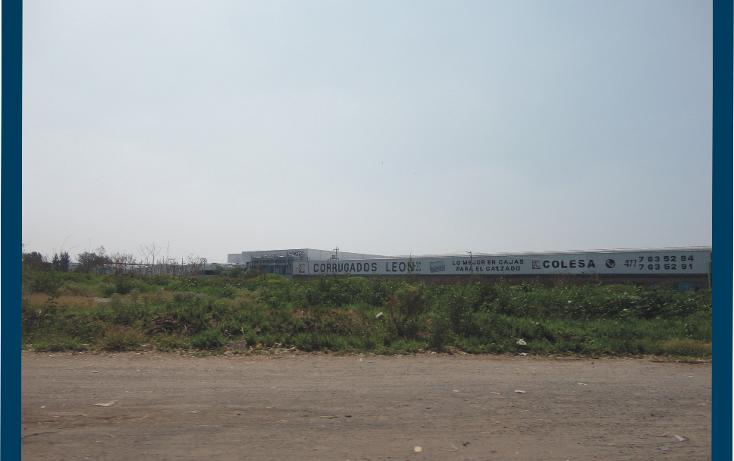 Foto de terreno industrial en venta en  , ciudad industrial, león, guanajuato, 1374523 No. 03
