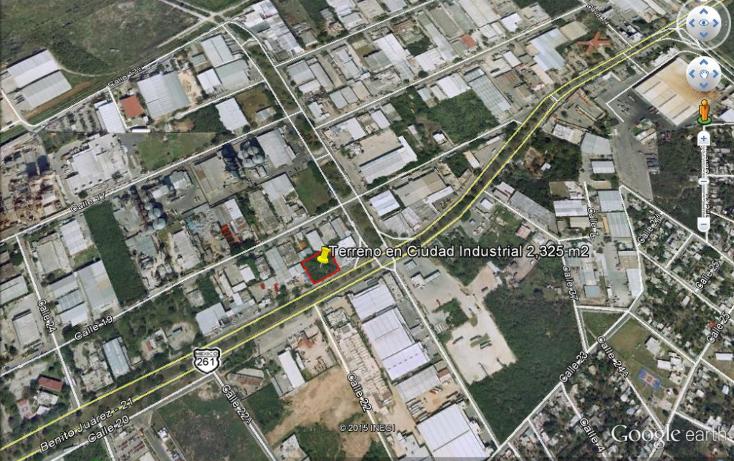 Foto de terreno comercial en venta en  , ciudad industrial, m?rida, yucat?n, 1163607 No. 02