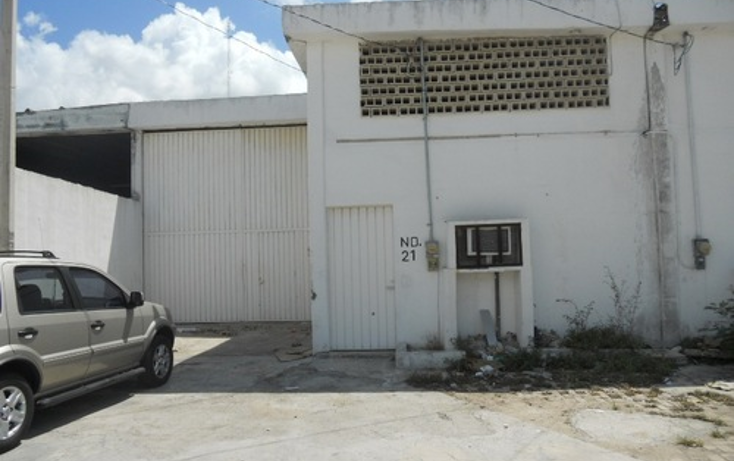 Foto de nave industrial en renta en  , ciudad industrial, mérida, yucatán, 1177669 No. 07