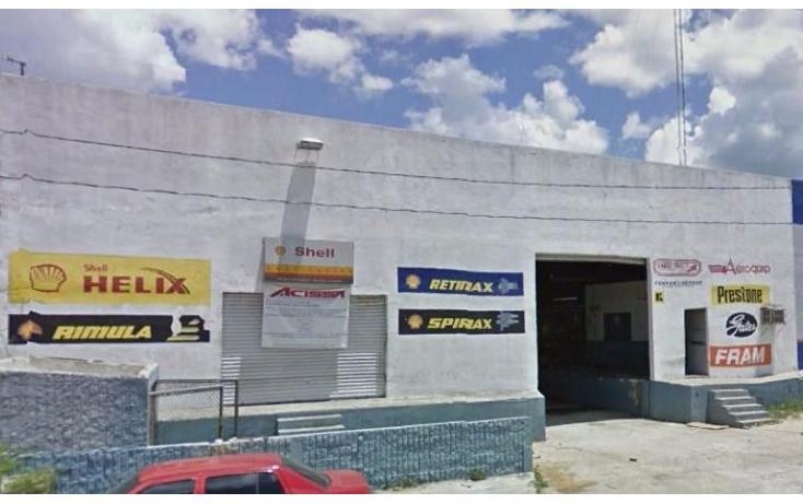 Foto de nave industrial en renta en  , ciudad industrial, mérida, yucatán, 1259173 No. 17