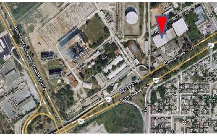 Foto de nave industrial en renta en  , ciudad industrial, mérida, yucatán, 1259173 No. 18