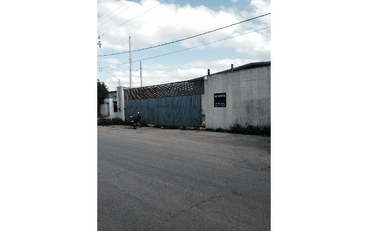 Foto de nave industrial en renta en  , ciudad industrial, m?rida, yucat?n, 1269743 No. 02