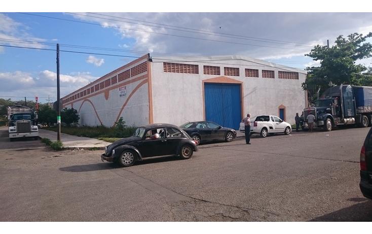 Foto de nave industrial en venta en  , ciudad industrial, m?rida, yucat?n, 1332159 No. 01
