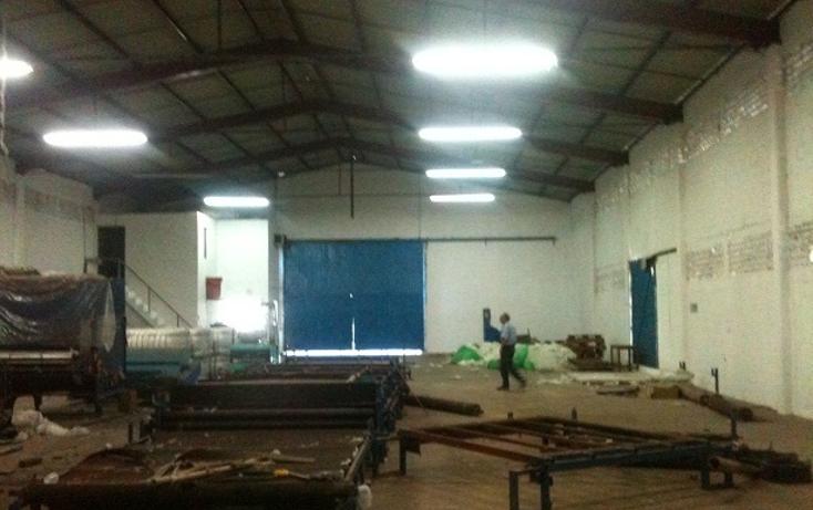 Foto de nave industrial en renta en  , ciudad industrial, mérida, yucatán, 1343399 No. 01