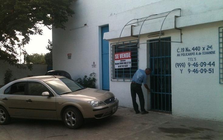 Foto de nave industrial en renta en  , ciudad industrial, mérida, yucatán, 1343399 No. 06