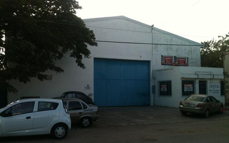 Foto de nave industrial en renta en  , ciudad industrial, mérida, yucatán, 1343399 No. 08